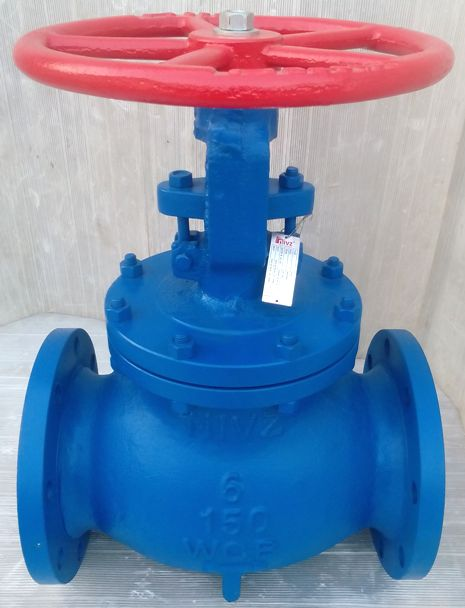 Globe Valve, Bolted Bonnet, Rising Stem, Non Risign Stem Hand Wheel Operated, Flanged End, Rating Clss 150, 300, 600, 900, 1500, 2500, Body Material CS, SS304, 316, 304L, S316L, ALLOY20, DUPLEX STEEL, MONEL