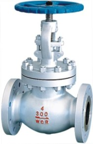 Steam Hot Oil Gas Air Amonia Chemical Application Regulating Type Valve Hand Wheel Operated Flanged End