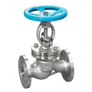 ND40 PN40 TABLE H Model Hand Wheel Operated IBR Approved Steam Line Globe Valve with Zero Leakage