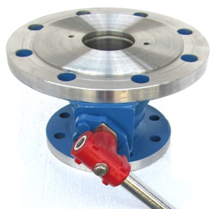 Flush Bottom Ball Valve Flanged End Manufacturer Exporter Supplier Stockist