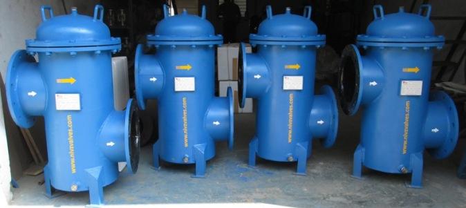 Offline Simplex Basket Type Filter Strainer Manufacturers